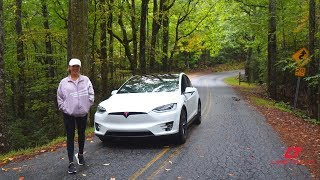 Our Tesla Decides Our Most Adventurous Roadtrip Yet!