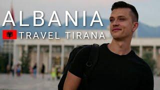 My FIRST IMPRESSION Of TIRANA - Travel To ALBANIA 2020