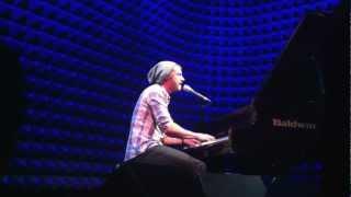 ATMOSPHERE acoustic JON McLAUGHLIN at Joe's Pub NYC 10/21/12