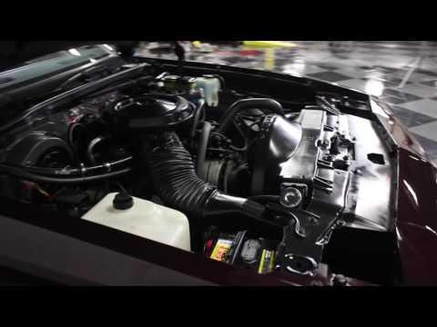 Video of '88 Monte Carlo SS - JTIZ