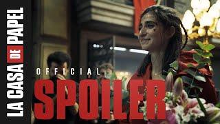 [SPOILERS] ... Alba Flores en el set | ... Alba Flores sur le plateau