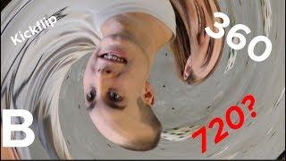360 TAILGRAB while climbing!?