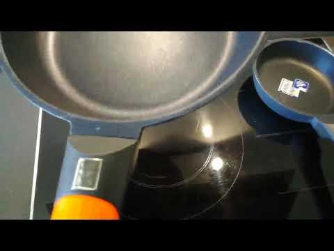 BRA Efficient Orange Set de 3 sartenes, Genial