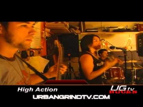 UGTV Rocks Episode 3 (Part 2 of 6) -  High Action Part 2