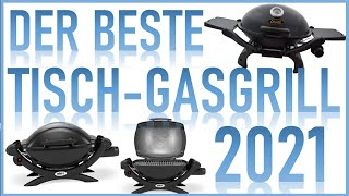 TOP 3 Tischgasgrills 2021 | Campinggasgrillvergleich  2021