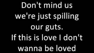 Get Scared   Sarcasm, Lyrics In The Vid
