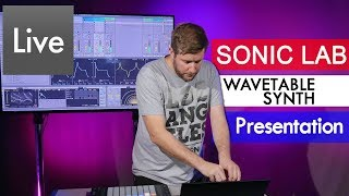 Sonic LAB: Ableton Wavetable Special