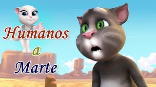 Humanos a Marte | Chayanne ft Talking Tom