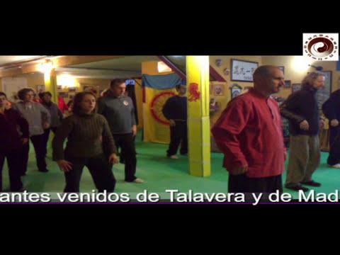 Jornada intensiva de práctica en Wutan Talavera