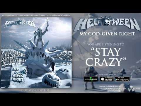 HELLOWEEN video: Stay Crazy (Audio Track)