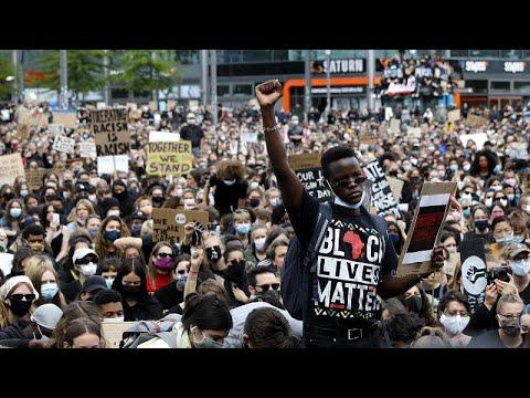 Διαδηλώσεις σε όλον τον κόσμο για τον Τζόρτζ Φλόιντ