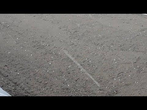関東甲信越でひょう降る 直径3~4センチ