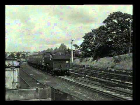 Operation of the Lickey incline - Railway Roundabout 1958