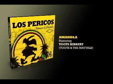 Los Pericos & Toots Hibbert - Amandla