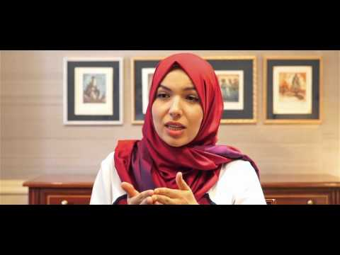 Intissar Kherigi at CAF 2015 annual Forum - Interview