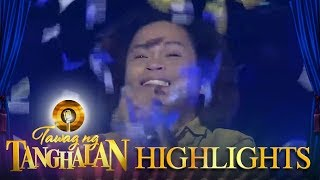 Tawag ng Tanghalan: Jonas Oñate successfully defends the golden microphone