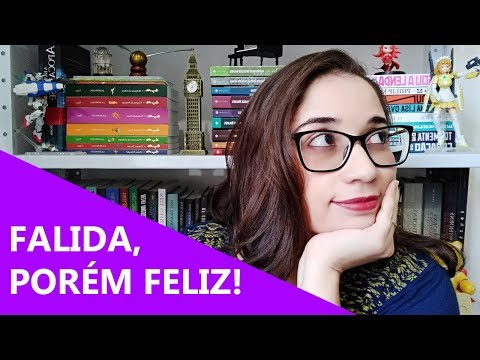 BOOK HAUL MEGA ACUMULADO ? | Biblioteca da Rô