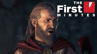 The First 16 Minutes of Assassin