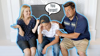 We FORGOT Your BIRTHDAY PRANK! Funny Reaction