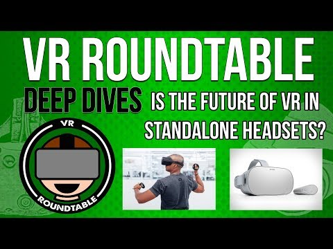 Is the future of VR in standalone headsets?