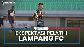 Pinjam Todd Rivaldo Ferre dari Persipura Jayapura, Pelatih Lampang FC Ungkapkan Ekspektasinya
