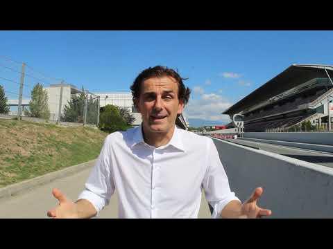 F1 Gran Premio de España 2020 - Pedro de la Rosa