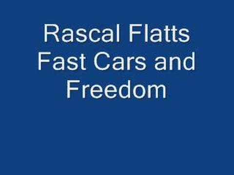 Rascal Flatts Fast Cars And Freedom Chords