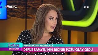 Avşar kızı, Defne Samyeli'ni mi kıskandı?