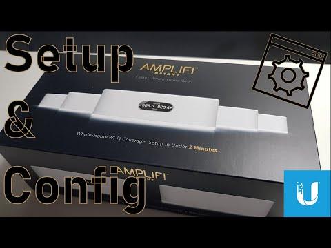 Ubiquiti Amplifi Instant - Setup | Small Device, Big Wifi