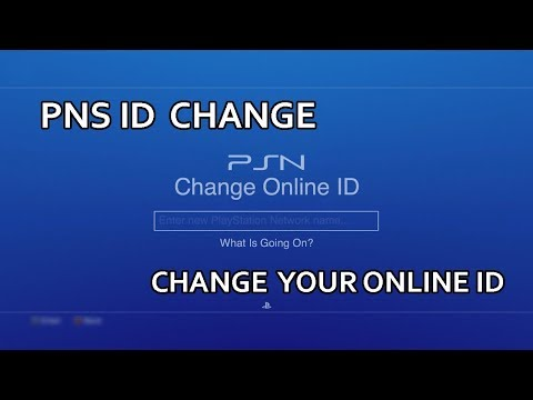 PS4 : change your PSN ID will be available from tomorrow