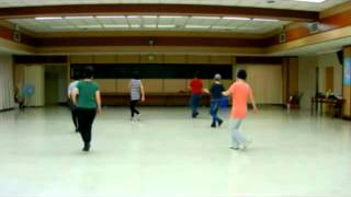 Life keeps  Bringing Me Down linedance(by Marie serensen)