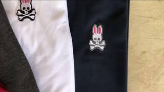 VideoCamisetas Psycho Bunny Cuello Redondo Nuevas Originales