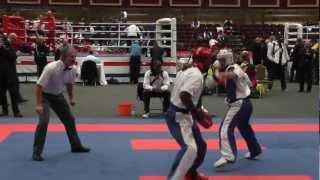 Remembering Daz Ellis - Karate and Kickboxing World Champion