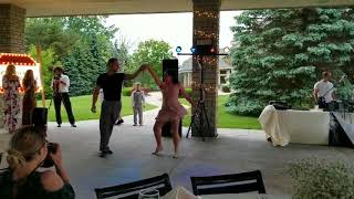 Dirty Dancing Wedding Dance with Perfect Lift!