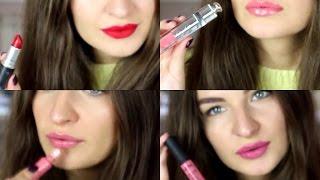 TAG помадо-маньяк (lip product addict)