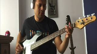 Anti Flag - One people, one struggle (bass cover)