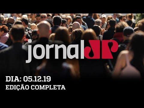 Jornal Jovem Pan - 05/12/2019