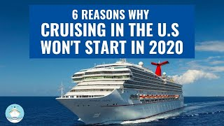 HUGE CRUISE UPDATE: Could U.S. Based Cruises Be Cancelled UNTIL 2021?!?