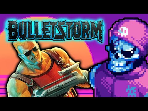 The Real Duke Nukem Forever! - Bulletstorm: Full Clip Edition