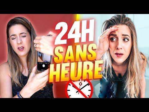 VIVRE 24H SANS HEURE - CHALLENGE   DENYZEE