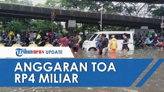 Pemprov Anggarkan Rp4 M untuk Toa, Warga Kampung Melayu Terkena Banjir Tanpa Ada Peringatan Dini