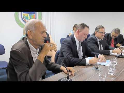 Câmara Municipal de Gurjão recebe autoridades e abre trabalhos legislativos 2018
