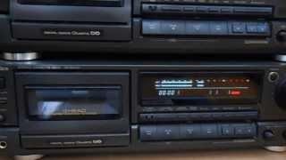 My Technics Audio System (12 components)