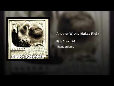 Música Another wrong makes right