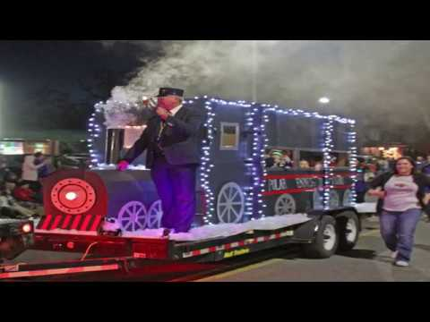2018 Junction City, KS Hometown Christmas and Junction City Christmas Parade