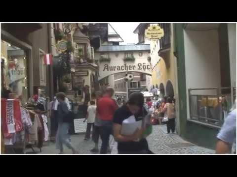 Австрия. Куфштайн. Туризм, отдых и путешествия