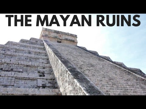 The Mayan Ruins of Chichen Itza: Guided Tour