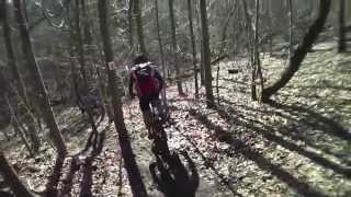 preview picture of video 'La Jean Racine 2013 - Randonnée VTT - Saint Remy les Chevreuses'