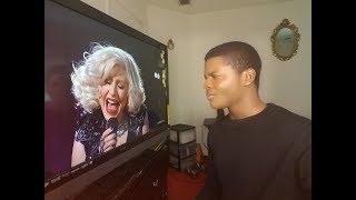 "CHRISTINA AGUILERA - ""I'm Ok"" VH1 Storytellers (REACTION) Part 1"