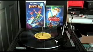 Peter Pan - You Can Fly, You Can Fly, You Can Fly